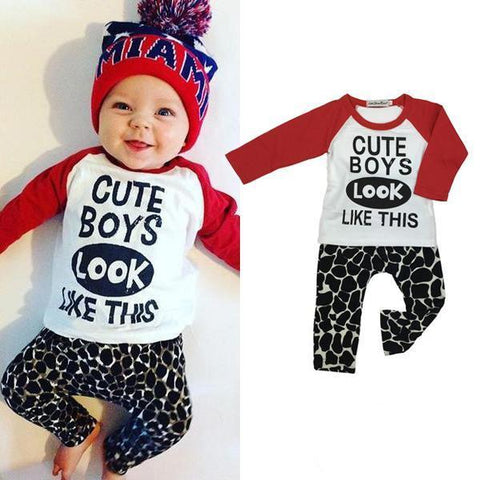Cute Boys Set
