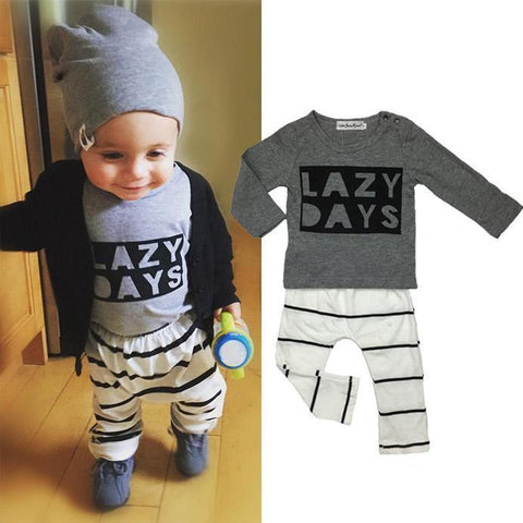 Lazy Days Lounge Set