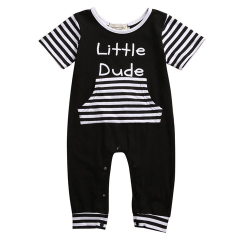 Little Dude Jumpsuit