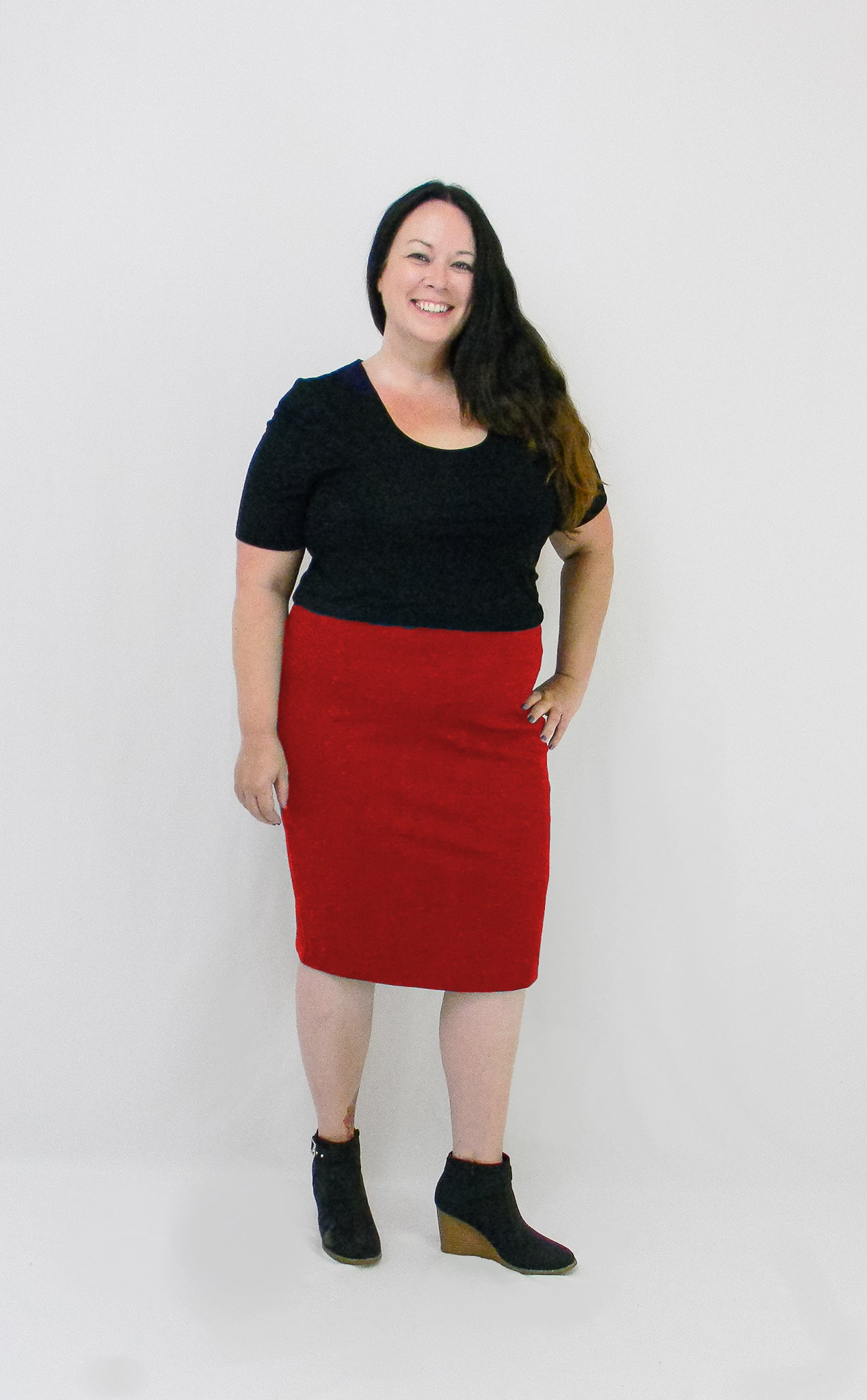 Callie Skirt (Curve)
