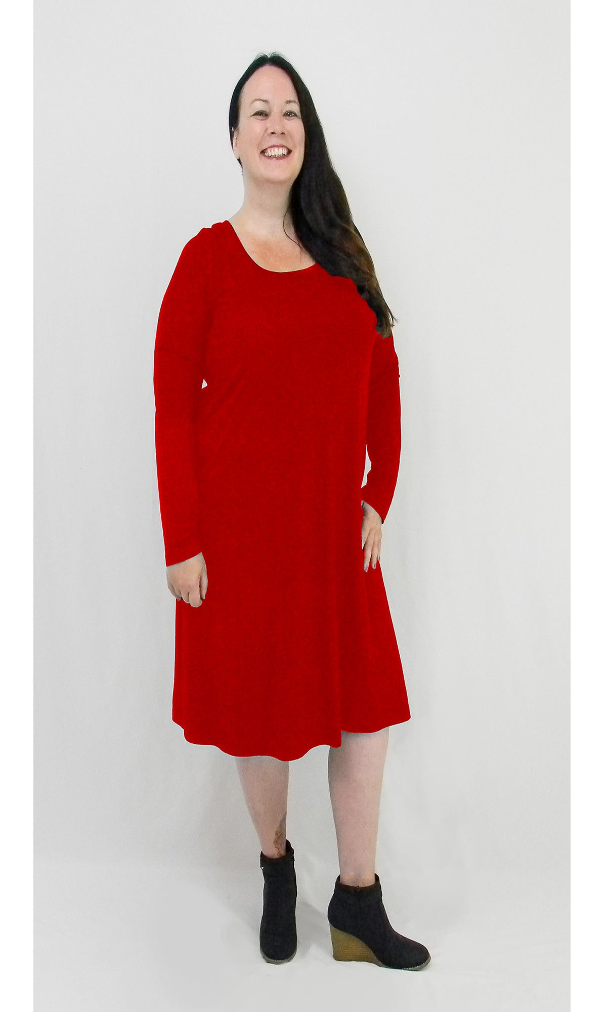 Madeline Dress (Curve)