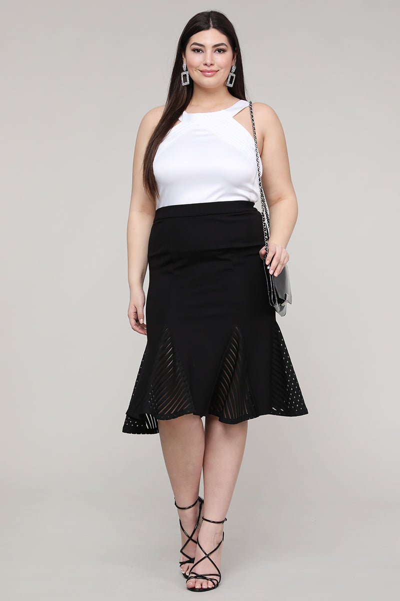 Amy Skirt (Curve)