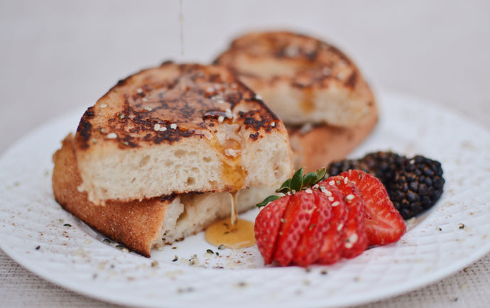 Deliciously Vegan French Toast