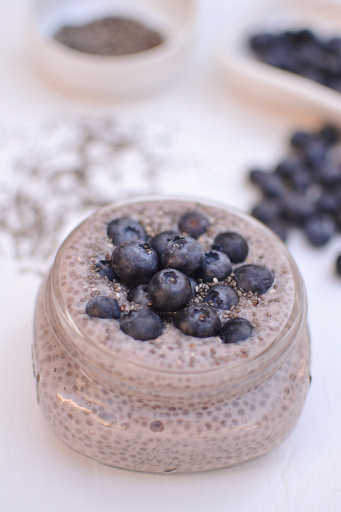 Rouge Chia Seed Pudding
