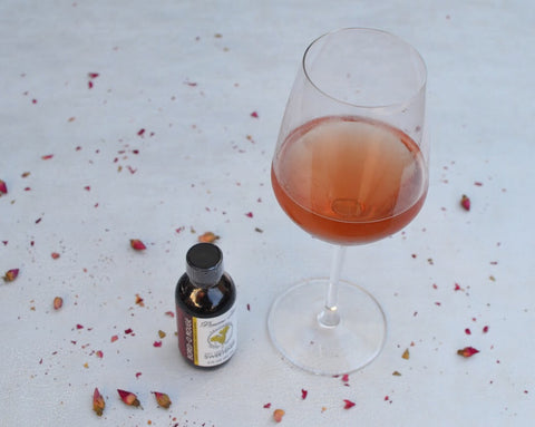 grape nectar rosé