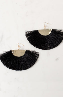Belle Fringe Earrings
