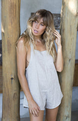 Travellers' Robe - Easy Rider Short Overall - Australian Online Women's Fashion Store / Boutique