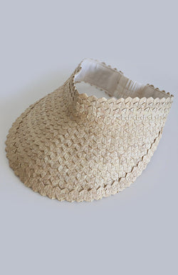 Roze Visor - Natural