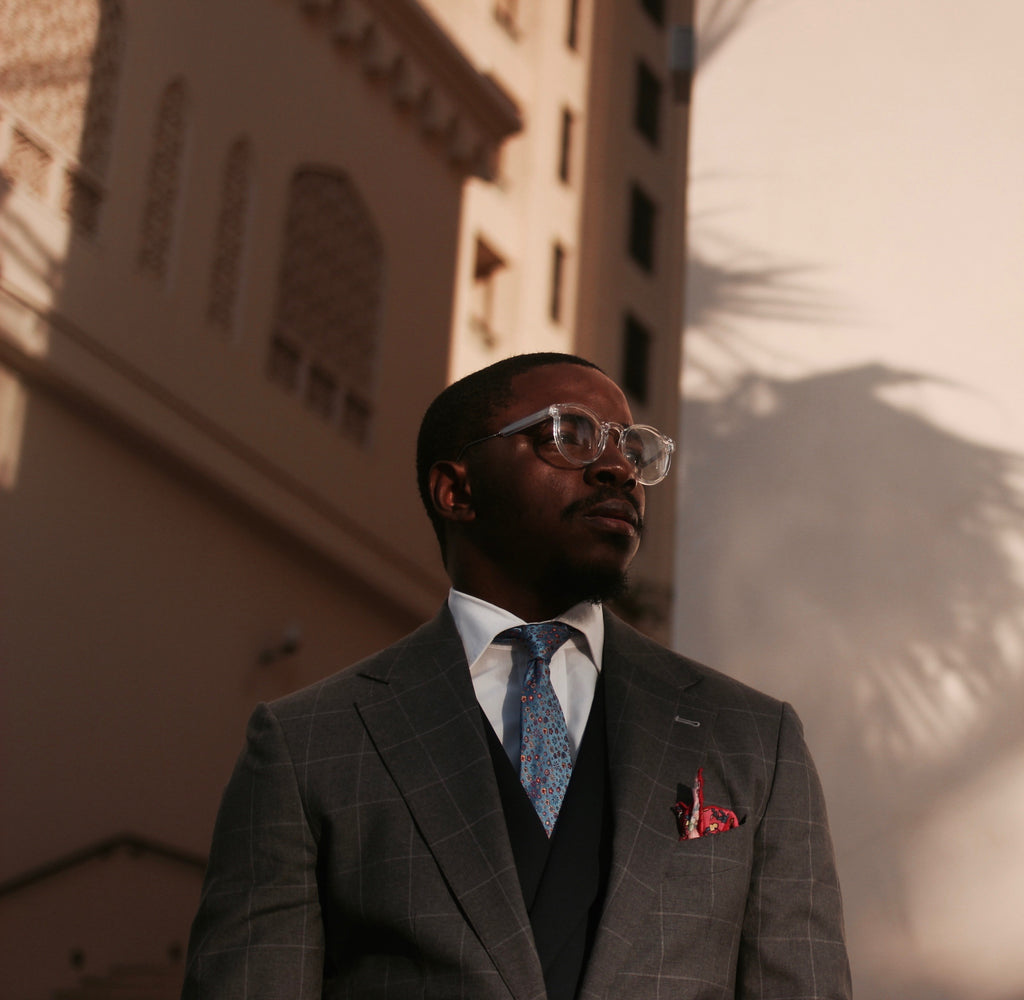 Mr Tylr x Sartor Middle East: Bespoke Tailoring 101