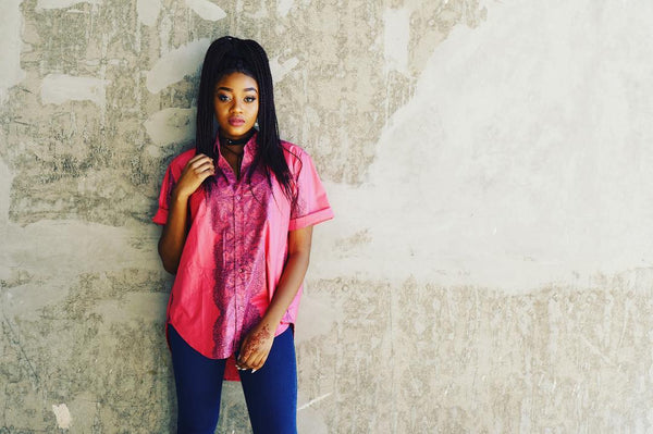 The Kilele Shirt For Women by Mr Tylr