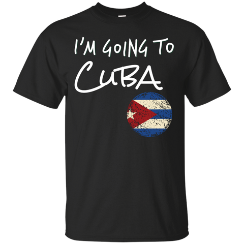Cuba Ultra Cotton T-Shirt