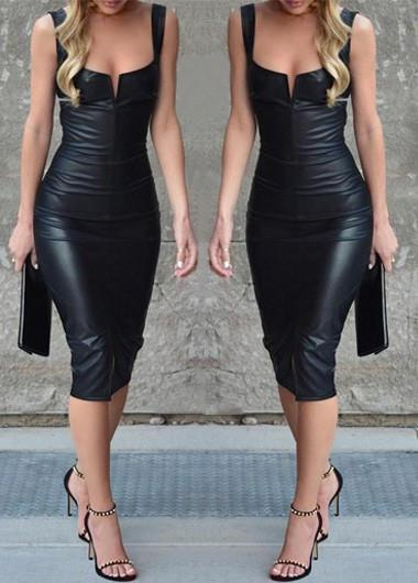 Lana - Sleeveless Bodycon Dress