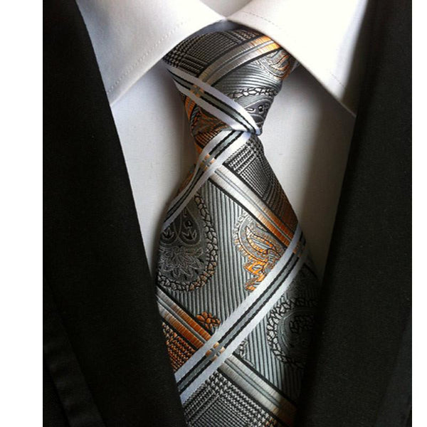 Churchill™ - Silk Tie + Pocket Square
