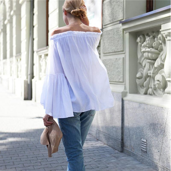 Flow™: The Best-Selling Boat Neck Blouse