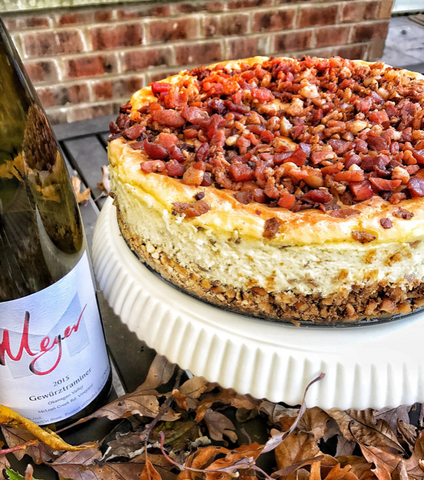 cheesecake recipe wine pairing