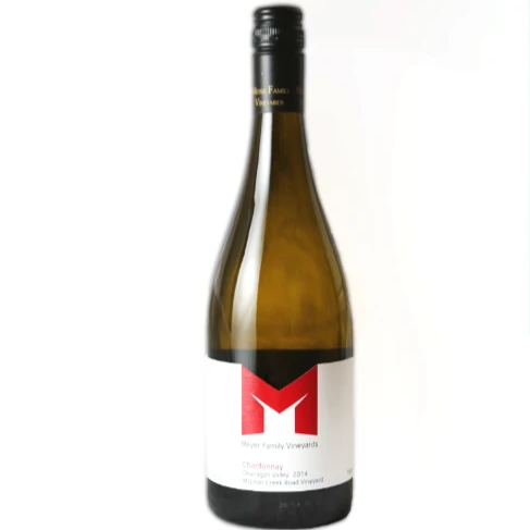 2014 Meyer Family McLean Creek Chardonnay - Kascadia Wine Merchants