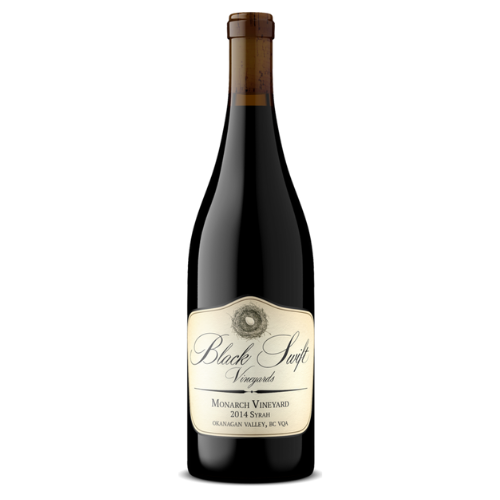 2015 Black Swift Vineyards Monarch Syrah