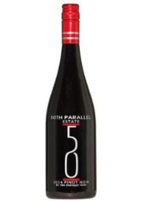 2014 50th Parallel Pinot Noir - Kascadia Wine Merchants