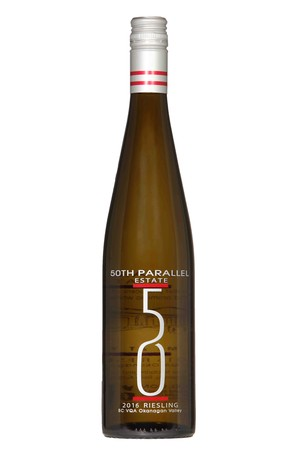 2016 50th Parallel Riesling - Kascadia Wine Merchants
