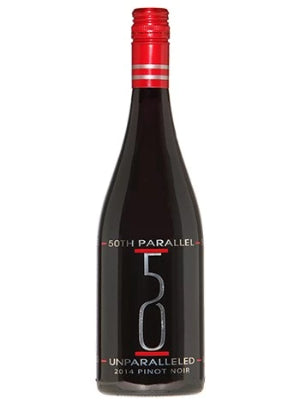2014 50th Parallel Estate Unparalleled Pinot Noir - Limited Stock - Kascadia Wine Merchants