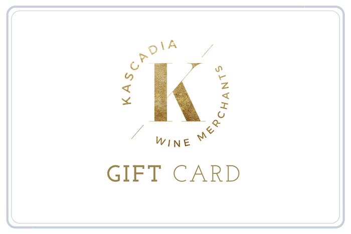 Gift card - Kascadia Wine Merchants