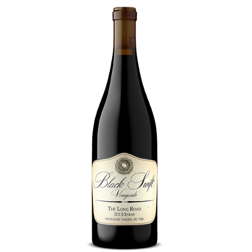 Black Swift Vineyards 2015 'Long Road' Syrah - Kascadia Wine Merchants