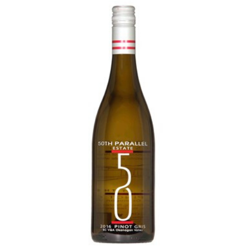 2016 50th Parallel Pinot Gris - Kascadia Wine Merchants
