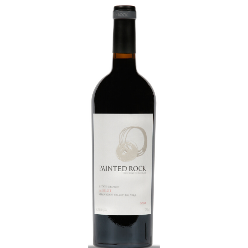 2010 Painted Rock Merlot - Kascadia Wine Merchants
