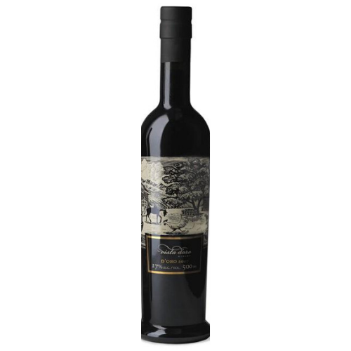 2007 D'oro  Fortified Walnut Wine - Kascadia Wine Merchants