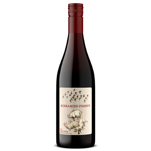 the hatch 2016 Screaming Frenzy Pinot Noir - Kascadia Wine Merchants