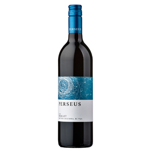 Perseus 2016 Merlot - 4 available - Kascadia Wine Merchants