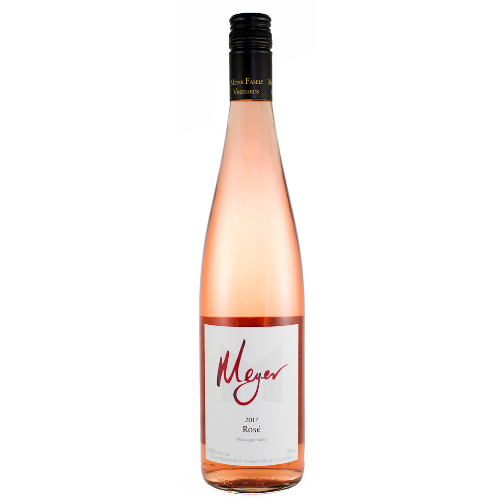 2017 Meyer Family Pinot Noir Saignee Rose` - Kascadia Wine Merchants