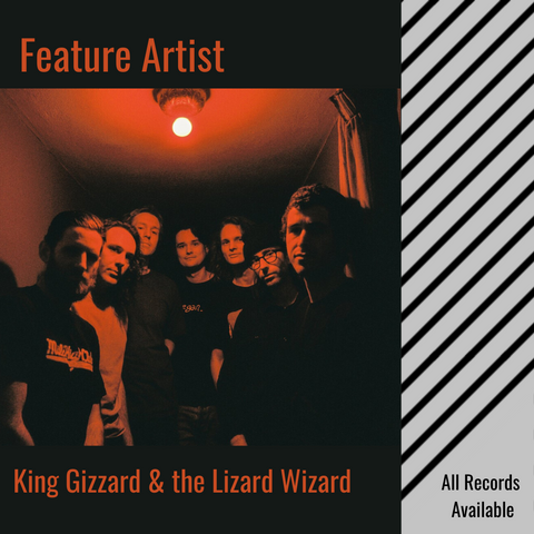 King Gizzard | Feature