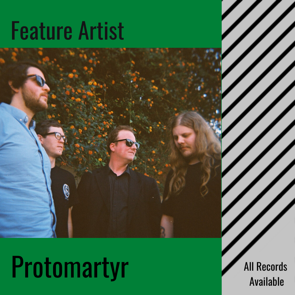 Protomartyr | Feature