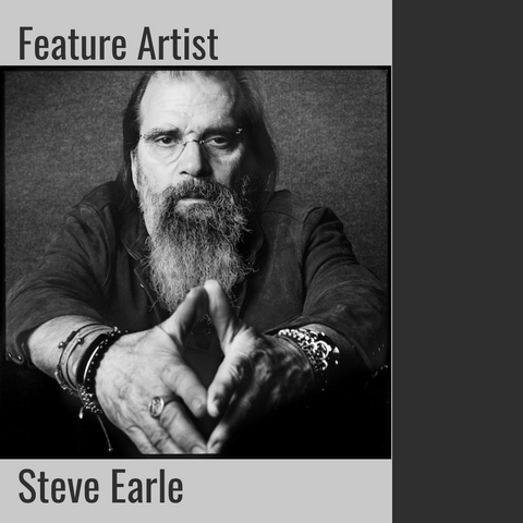 Steve Earle | Feature Artist