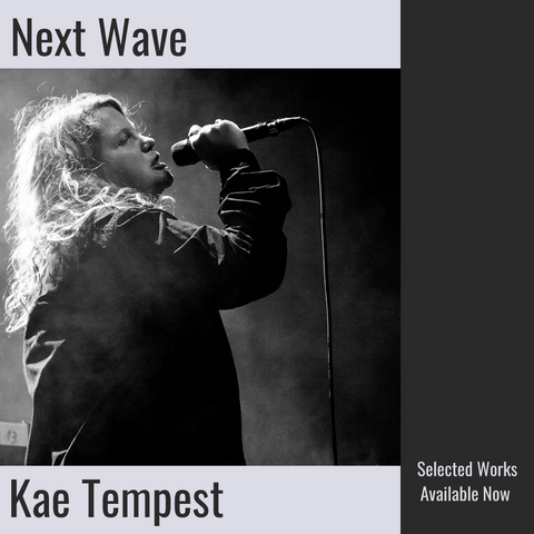Kae Tempest | Next Wave