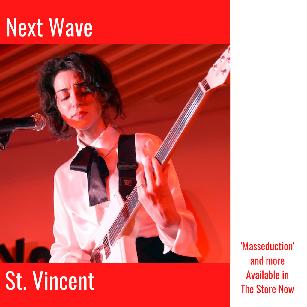 St. Vincent | Next Wave