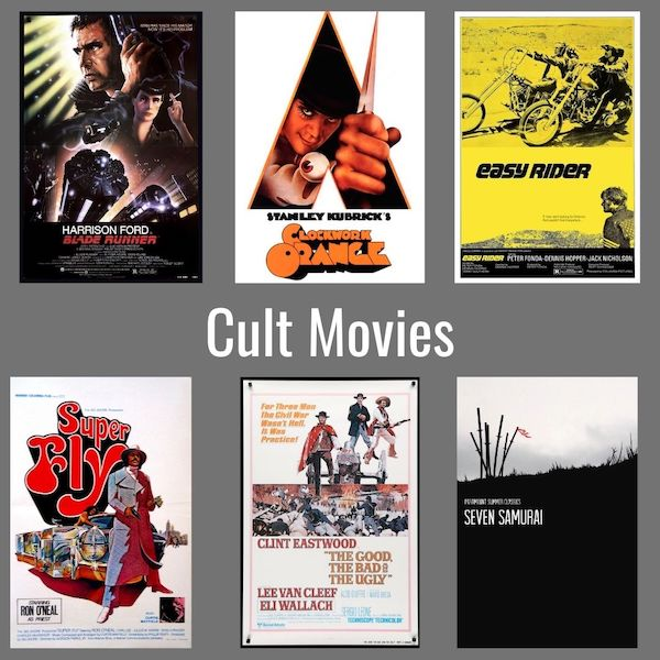 Cult Movie Soundtracks Vol.1