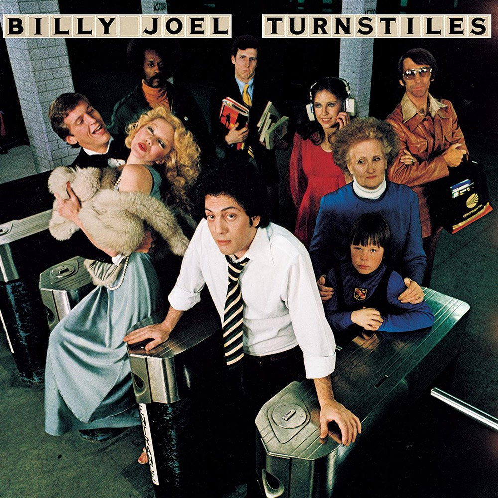 Billy Joel | Turnstiles | Album