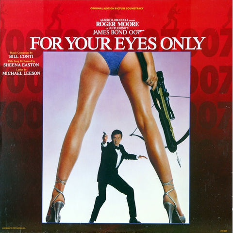 Bill Conti | For Your Eyes Only (Soundtrack) | Album