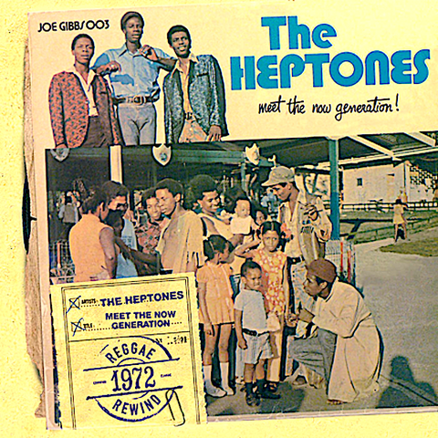 The Heptones | Meet The New Generation | Album
