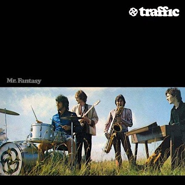 Traffic | Mr Fantasy | Album
