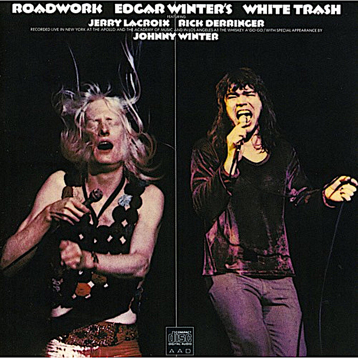Edgar Winter | Roadwork (Live) | Album