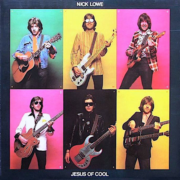 Nick Lowe | Jesus Of Cool | Album