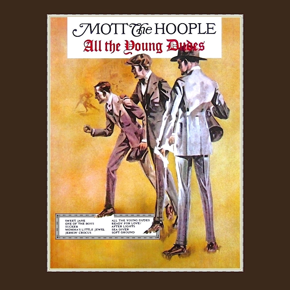 Mott The Hoople | All the Young Dudes | Album