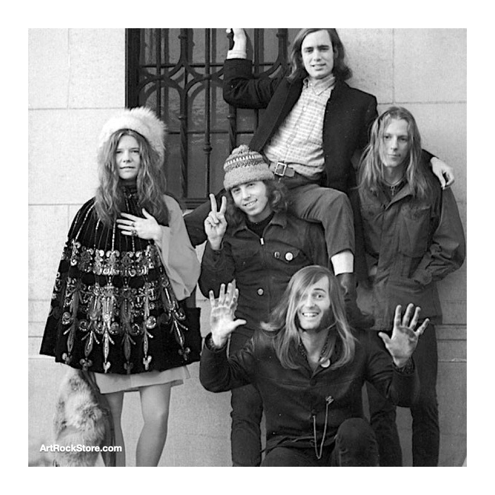Big Brother & The Holding Company |  Artist