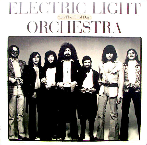 Electric Light Orchestra | On The Third Day | Album