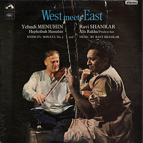 Ravi Shankar | West Meets East (w/ Yehudi Menuhin) | Album