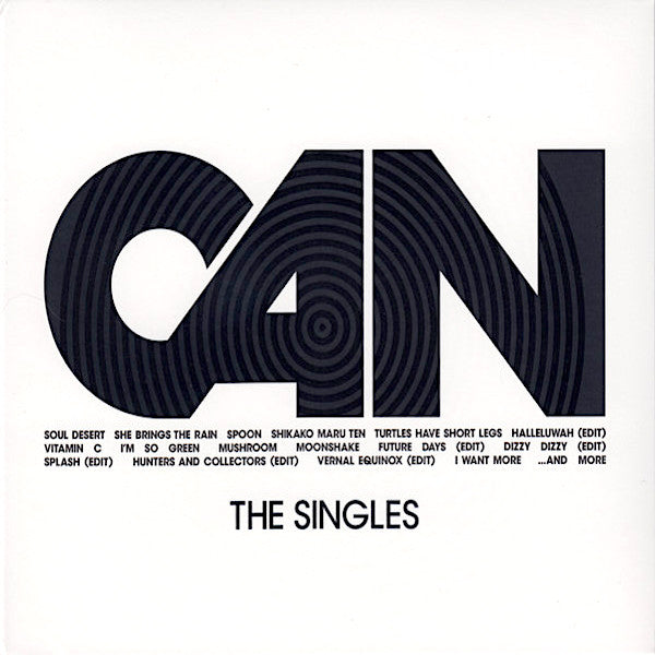 Can | The Singles (Comp.) | Album