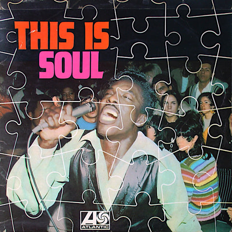 Various Artists | Atlantic Records - This is Soul (Comp.) | Album